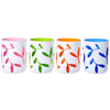 Plastic Colored Gargle Cup For Bath