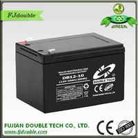 12v 10AH battery lead acid rechargeble bttery