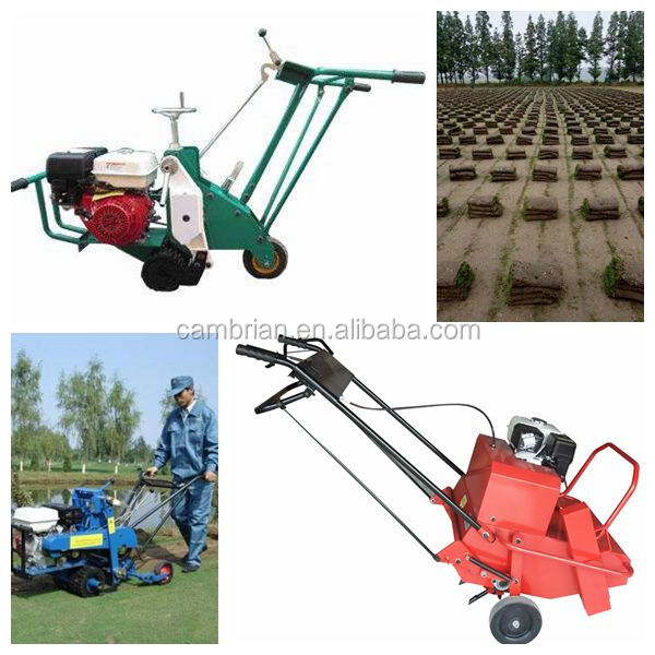 High capacity turf sod cutter with best price