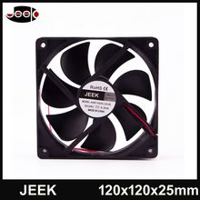 120x120x25mm 220V DC axial fan 120mm fan high flow 120mm DC motor fan