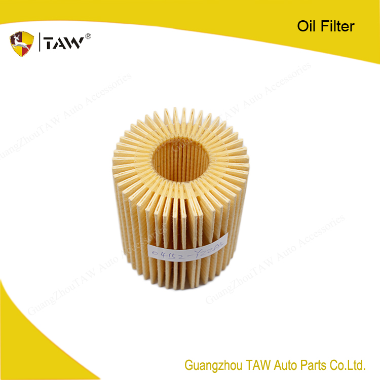 Hyundai parts filter oil toyota hiace oil filter 04152-37010 for toyota in china