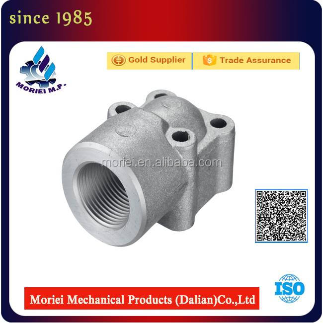 Oem factory madealuminum pipe floor mounting flange threaded with low price