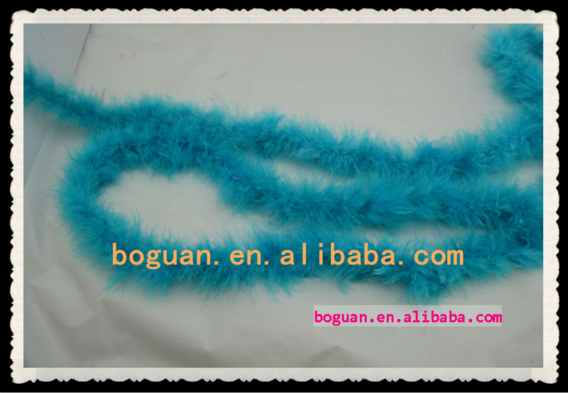 Wholesale 2 Meters Colorful Marabou Feather Boa