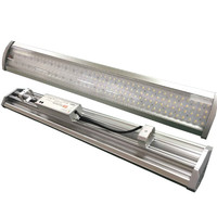 IP65 linear high bay 150w led luminaire light for Industrial Ceiling Lighting