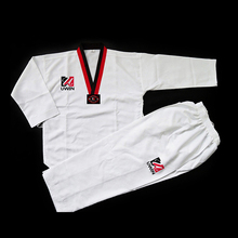 Martial Arts Long-Sleeved Taekwondo Custom Logo Uniform Suits