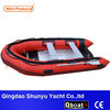 CE 1.2mm pvc 3.0m China inflatable boat fishing boat for sale