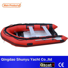 CE best sellings 1.2mm pvc China inflatable boat for sale