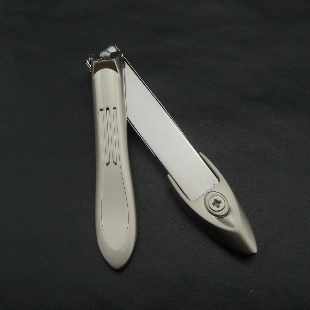 2018 New products quality alloy nail clippers set manufactrurer with gift box packaging