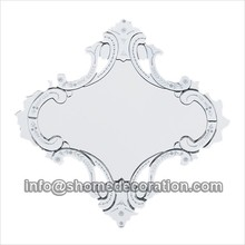 Wall mirror elegance fashion decorative mirror top selling in good quality