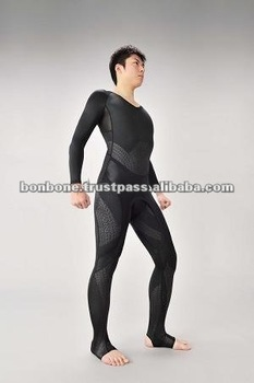 Compression Suit High Performance Top & Pants For Sport & Athlete Compression support Made In Japan