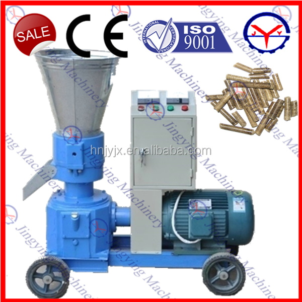 Poultry feed pellet machine/ fodder pellet mill/wood pellet making machine