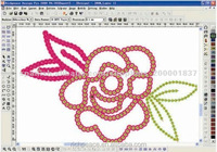 Richpeace Embroidery & Quilting & Schiffli garment Design Software