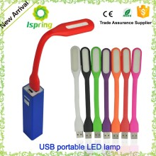 Mini USB LED Light Adjust Angle Portable Flexible Led Lamp for power bank PC Laptop Notebook Computer keyboard outdoor