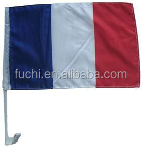 Stock Car Flag For World Cup Polyester World Cup Car Flag In Stock for All Countries for World Cup