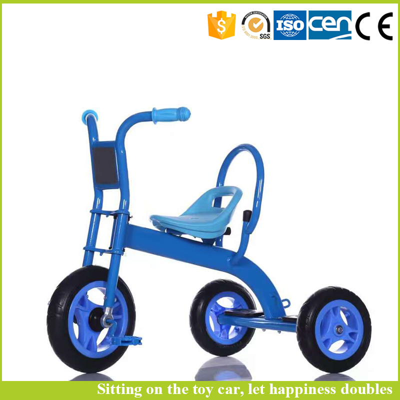 Newest products toy on car royal baby bicycle kids rickshaw childrens toys for pedal
