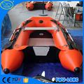 TPU transparent inflatable big rigid inflatable boat/inflating boat for pool