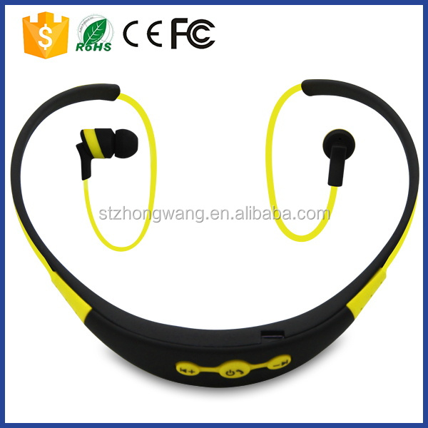Stylish best wireless sport bluetooth headphones wholesale