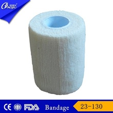 With 16years manufacture factory supply white rolled light skin elastic adhesive bandage