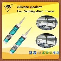 Silicone Sealant For Sealing Alum Frame