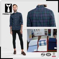 High quality tailor made custom uniform mens dress shirt