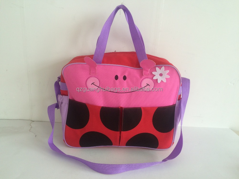 2166 hot sell baby Diaper nappy Bag stock wholesale diaper bag