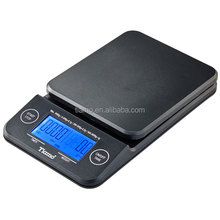 TIAMO professional weighing scale with timer HK0513BK-1/GY-1/RD-1
