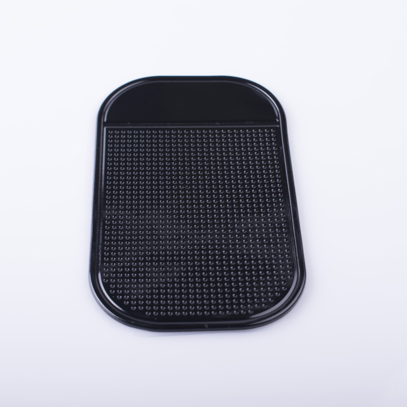 Cool interior car accessories mobile phone spider sticky pad with logo