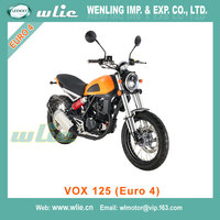 Best selling hot chinese products 150cc scooter motorcycle 125ccc euro 4 sooters. VOX 125cc (Euro 4)