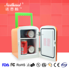 car mini 110v 12v CB color chest freezer