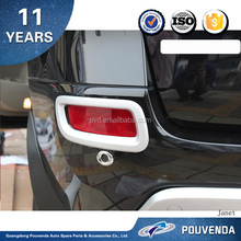 Rear fog lamp cover car auto exterior accessories For Renault Koleos 10+ From Pouvenda