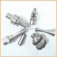 Customized precision machining and forging processed metal products