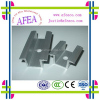 2015 Aluminium Solar Clamp for Solar Mounts Mid Clamp made in china