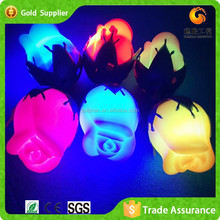 Wholesale Price LED Color Changing Floral Wedding Decoration