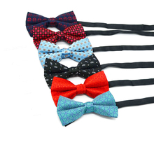 2018 Hot silk bow ties for sale,cheapest lady and man decoration bow tie ,fashion adjustable cliped ribbon bow tie silk men bow