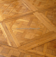 French antique versailles parquet hardwood parquet flooring
