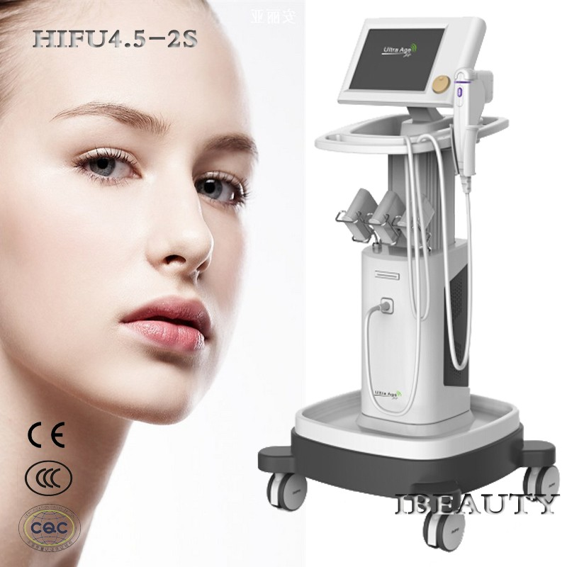 Ibeauty:nubway new arrival most advanced portable hifu lifting & slimming machine
