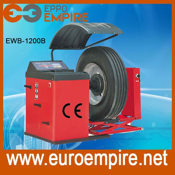 Wheel Alignment wheel balancer from China manufacture with CE