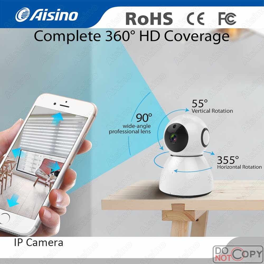 high qiality China manufacture 1080P good night vision mini ip camera for home baby pets