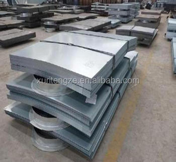 Hot Dipped Corrugated Galvanized / Galvalume/New design stanless steel sheet with hole punched