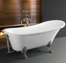 Luxurious independent aristocratic bathtub