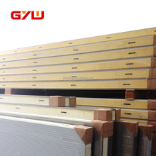 PU/PIR insulated sandwich panel for chiller cold room cold storage