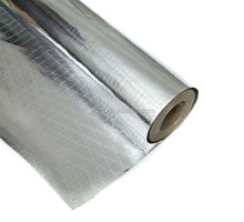 High Quality Alu Foil Woven Reflective Insulation