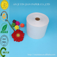 glossy pure whiteness thermal paper for pos printing