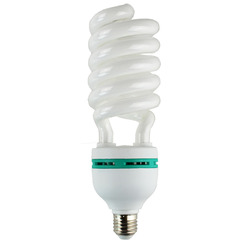 Energy Saving Lighting 26w tri-color CFL bulb Compact Fluorescent Lamp