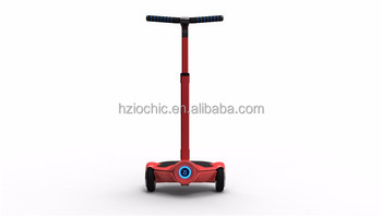 IO CHIC Factory Online Wholesale 300W*2 6.5 inch scooter wheels