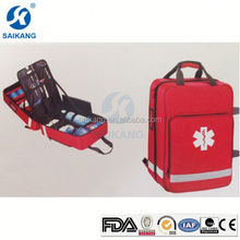 Professional Service Durable Stainless Steel Car First Aid Bag