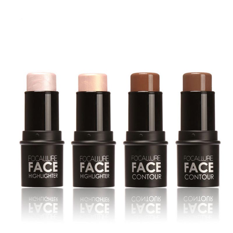 lady cosmetic <strong>face</strong> highlighter stick makeup