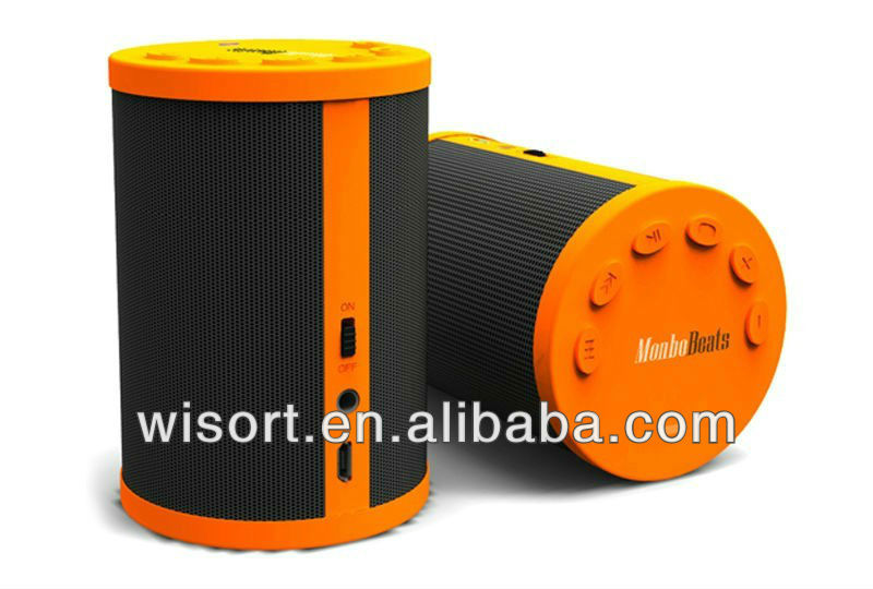 bluetooth vibration speaker