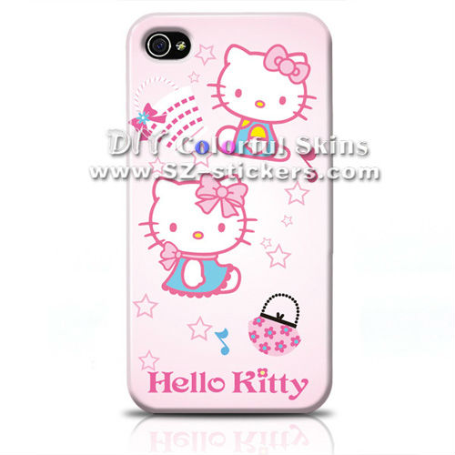 Fashion Hello kitty phone case for iphone 5