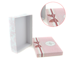 Elaborate China rectangualr cardboard gift boxes wholesale gift box with lid